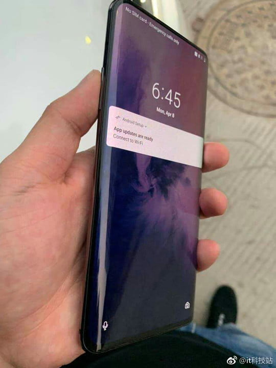 oneplus 7 release date in india