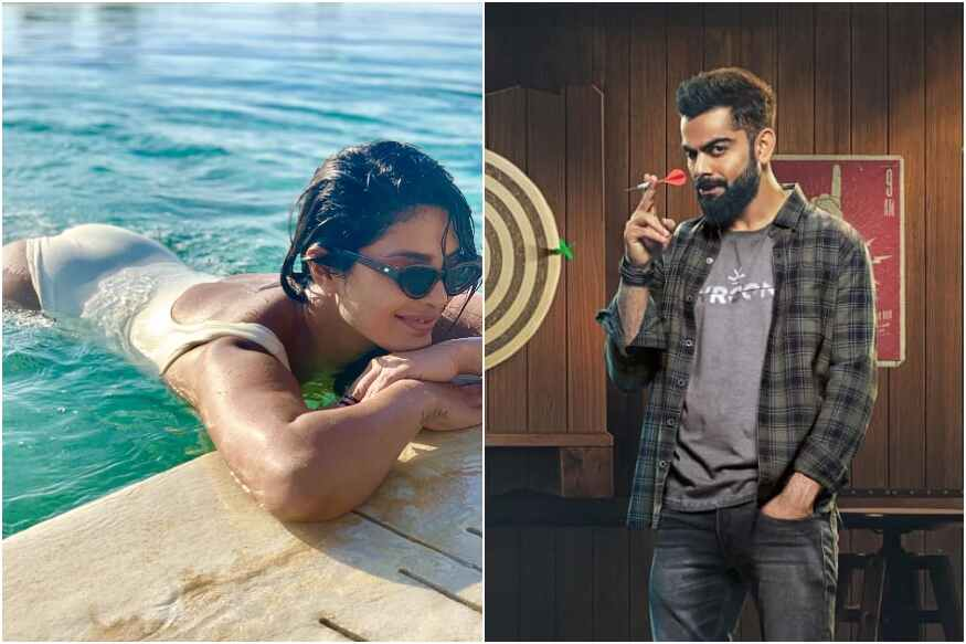 Two Indian celebrities in 2019 Charge per Instagram Post?