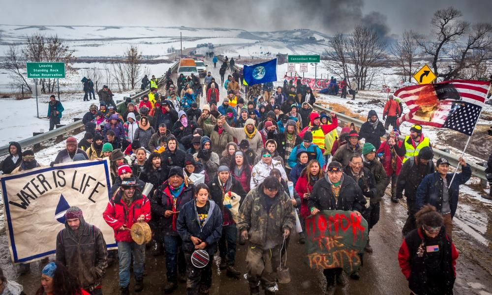 Revealed: FBI and police monitor Oregon anti-pipeline activists