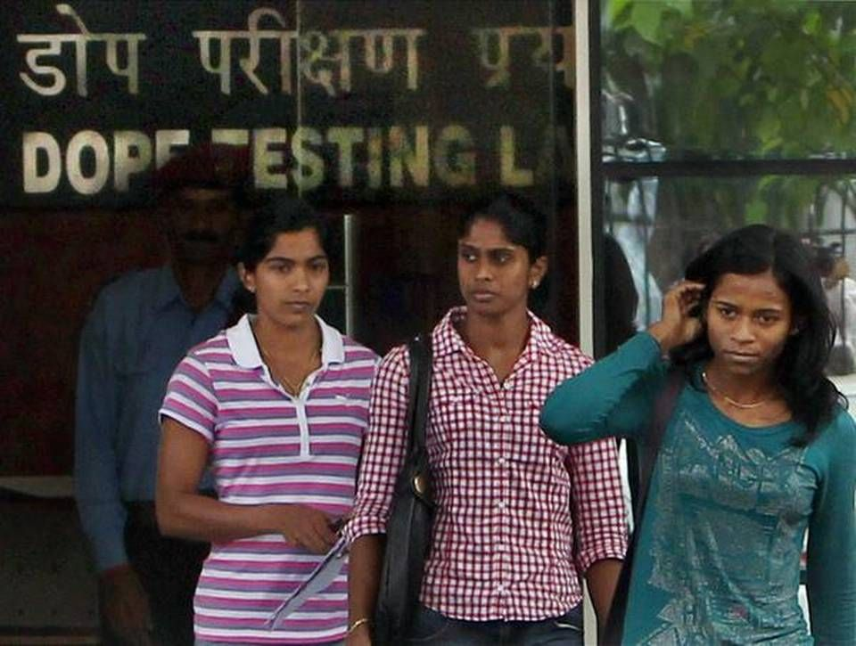 WADA suspended India's National Dope Testing Laboratory