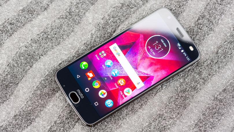 Moto's 5G Mod is now compatible by the two-year-old Z2 Force