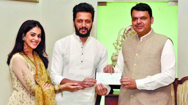 MNS criticizes Bollywood stars for failing to help victims