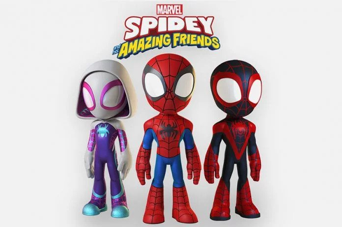 Following Feud with the franchise of Sony Over Spider-Man, Marvel announced the animated series of the same would be broadcast on Disney Junior