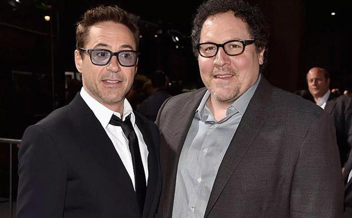 Robert Downey Jr. plus Jon Favreau Become Fan Legends at Disney Legends D23 Expo