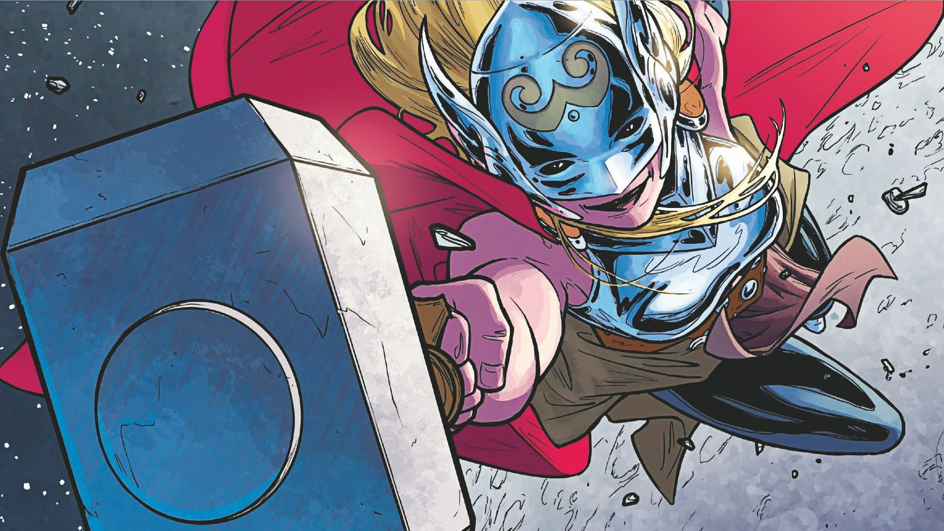 How Jane Foster will be Worthy TO MIGHTY THOR