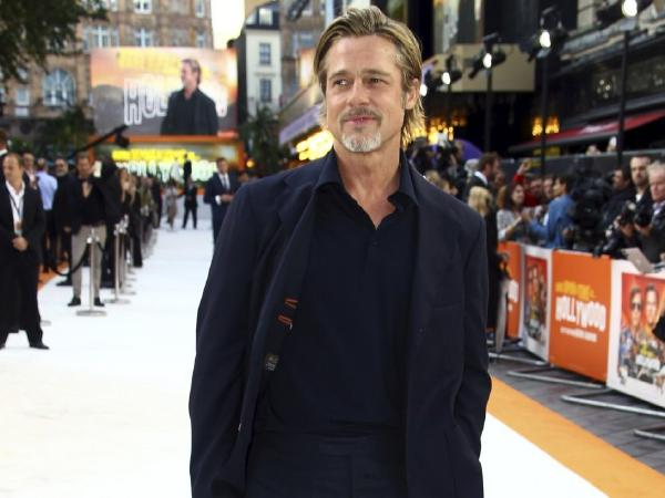 """American Actor """"Brad Pitt"""": Upcoming space drama ad Astra talks about toxic manhood"""