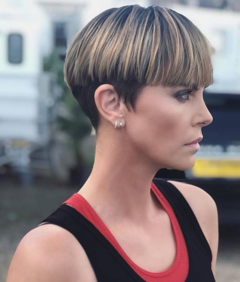 Charlize Theron herself confirmed her return as Cipher in Fast & Furious 9, flaunting new hairstyle!