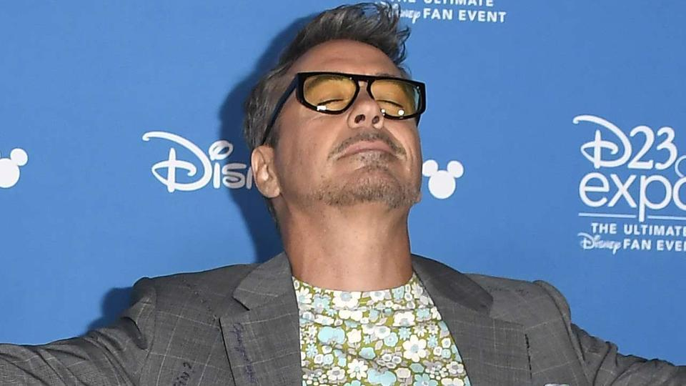 Actor Robert Downey Jr's Instagram account was hacked, the actor confirmed after fans noticed suspicious giveaways for iPhones and Teslas on his account.