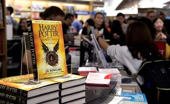 "Harry Potter Books Removed from American School, Due to ""Curses and Mantras"""