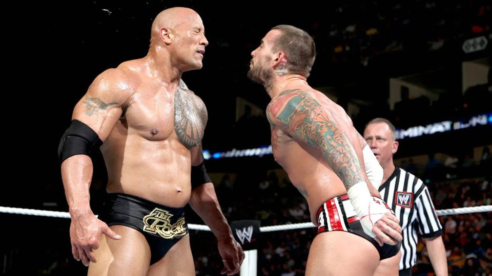 """CM Punk explains why didn't respond Dwayne """"The Rock's"""" call during a Post-WWE Raw Show in 2017"""