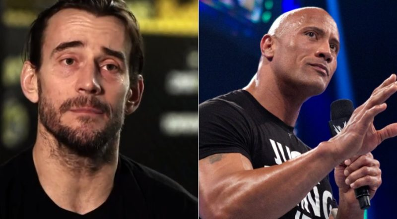 "CM Punk explains why didn't respond Dwayne ""The Rock's"" call during a Post-WWE Raw Show in 2017"