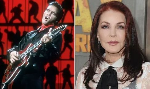 Priscilla Presley revealed