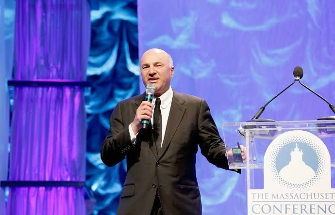Kevin O'Leary Reveals