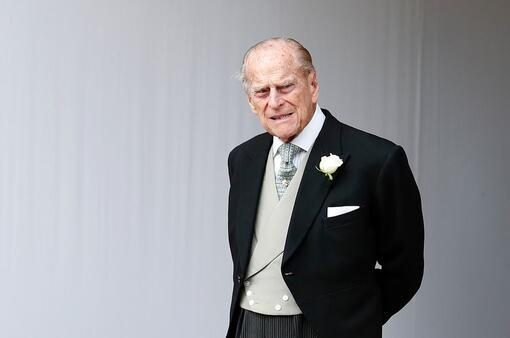 Prince Philip husband of Queen Elizabeth II