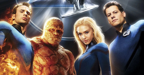 Fantastic 4 Movie