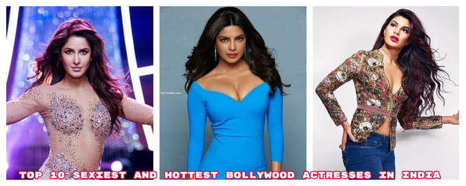 Bollywood Actresses In India