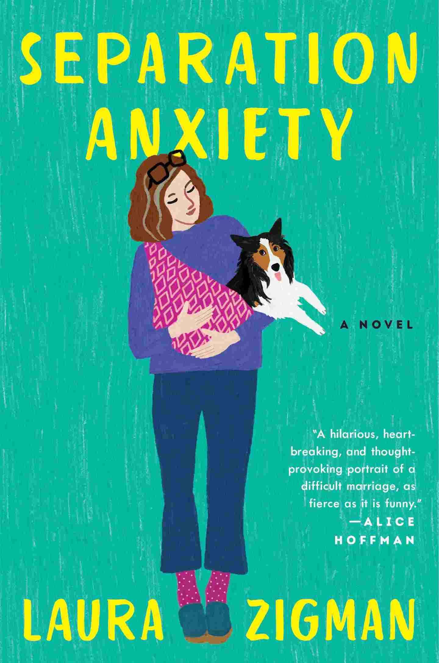 Novel separation anxiety
