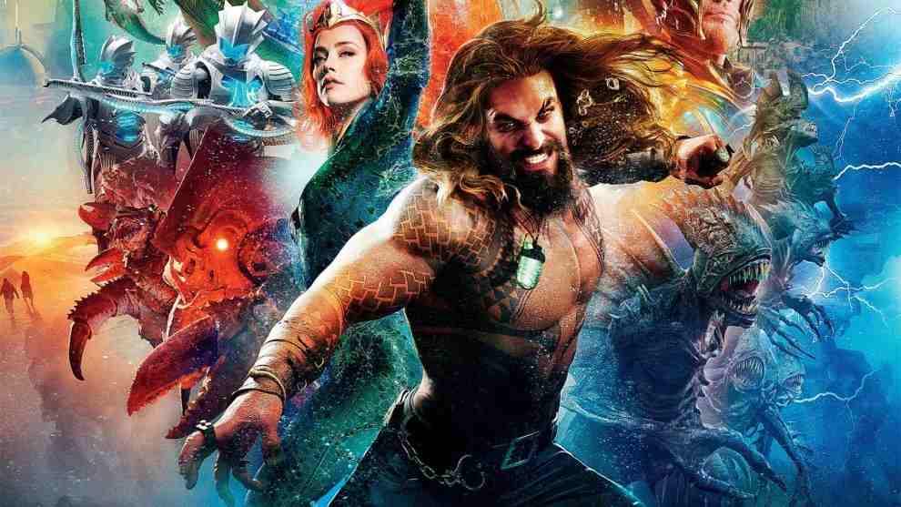 Aquaman 2 Movie