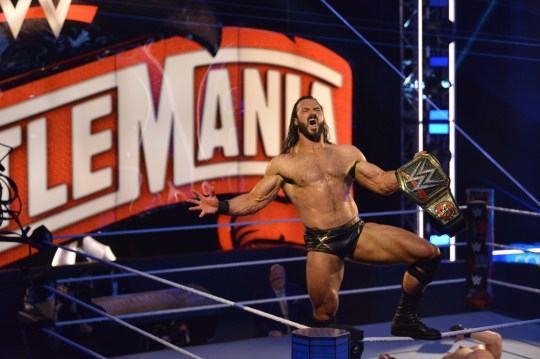 WWE Release