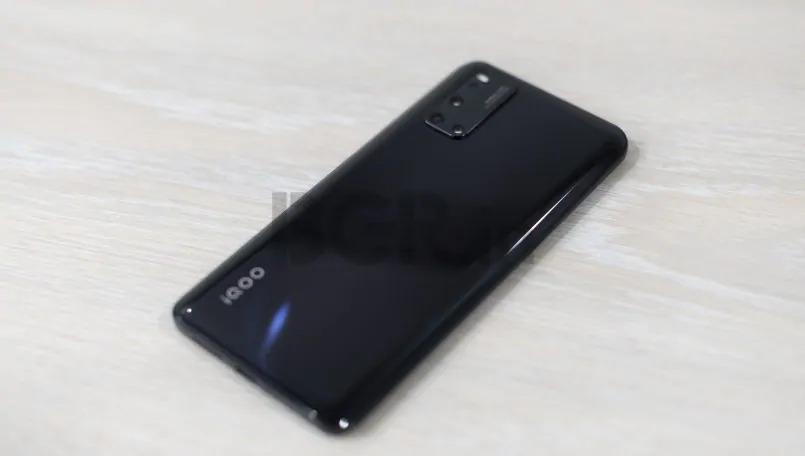 iQOO Neo 3 leak 120Hz