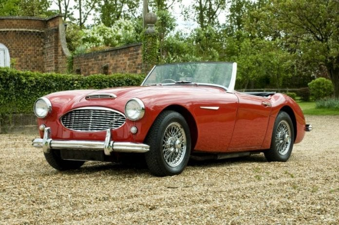 A Beginner's Guide About Purchasing Classic Cars