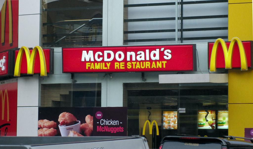 McDonald Gender Parity Goals
