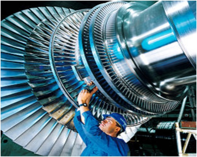 Parts and Function of Steam Turbine